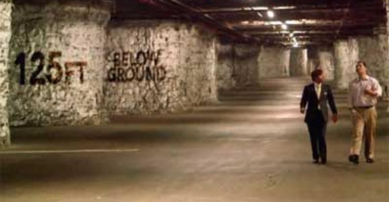 Data Bunkers: Going Underground With Cavern Technologies