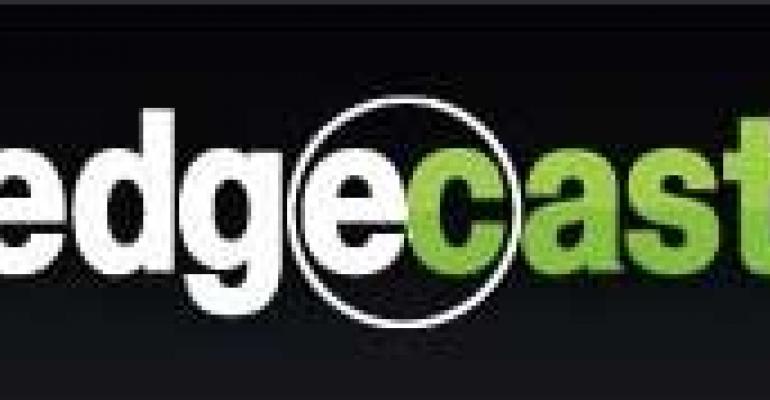 CDN Provider EdgeCast Raises $54 Million