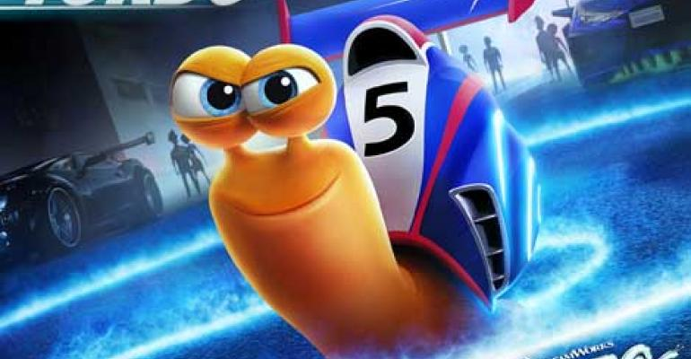 """DreamWorks """"Turbo"""" Accelerated By HP"""