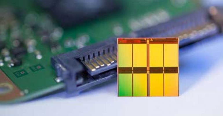 Micron Unveils 16 Nanometer Flash Memory
