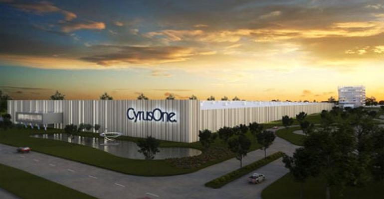 CyrusOne Raises $600M to Fund Growth