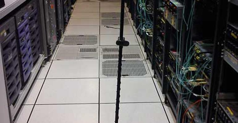 How a Robot Can Simplify Data Center Management