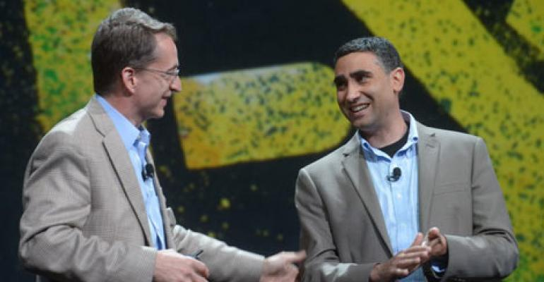 VMware Drives Software-Defined Data Center Vision Forward