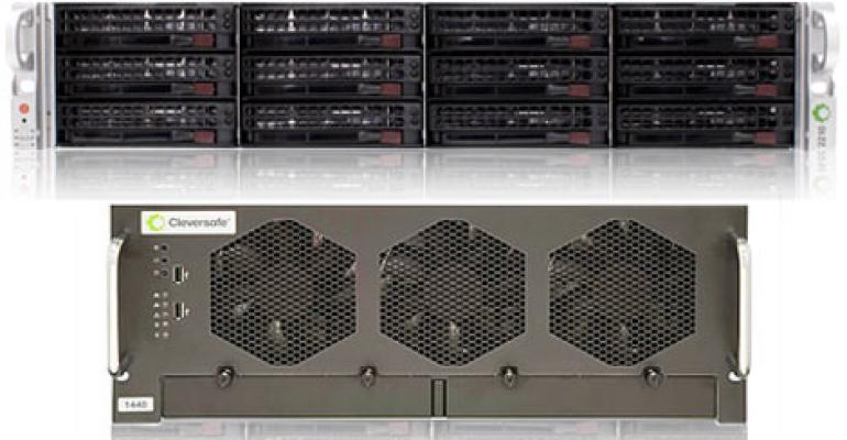 Cleversafe Raises $55 Million For Storage Disruption at Petabyte Scale
