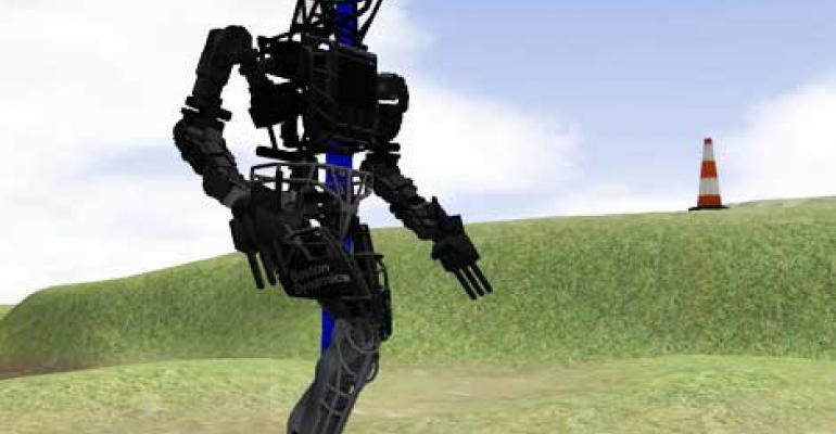 Cloud-Enabled Robots Scamper From Amazon to SoftLayer