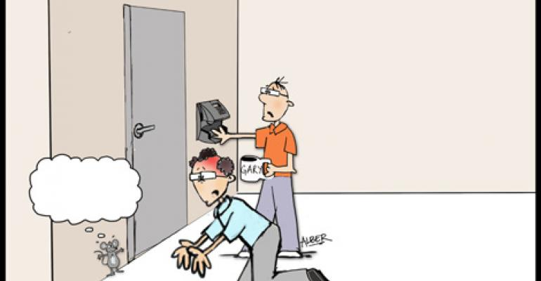 Friday Funny: A Mouse in the Data Center?