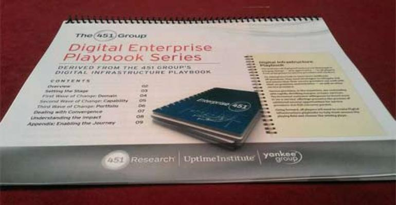 451 Research Summit: Building A Digital Infrastructure Playbook