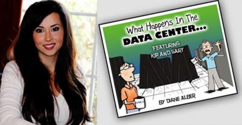 Coming Soon: The Data Center Comic Book