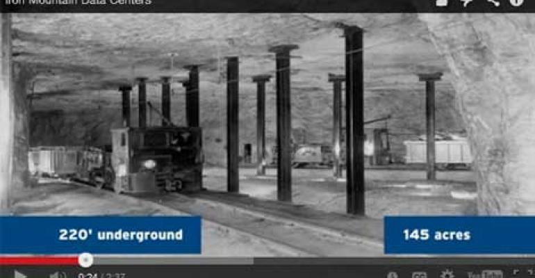 Iron Mountain: Underground Data Center Tour