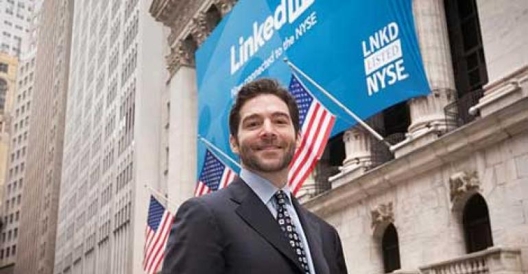 LinkedIn Raising $1 Billion, Will Invest in Infrastructure