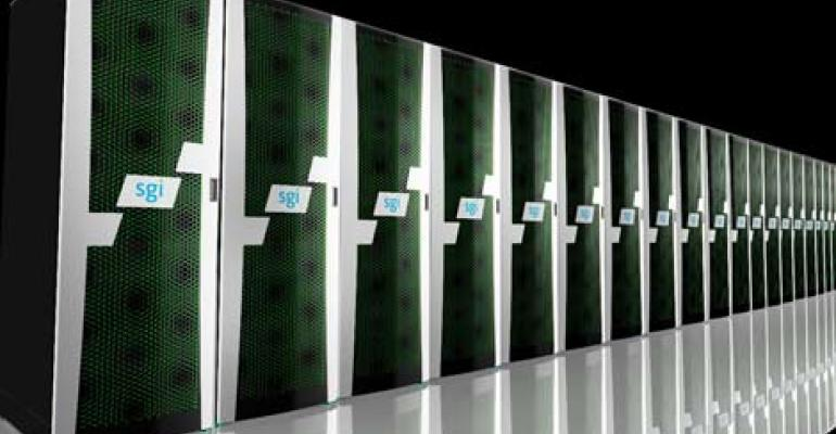 SGI Beefs Up HPC Installations With New Xeon Chips