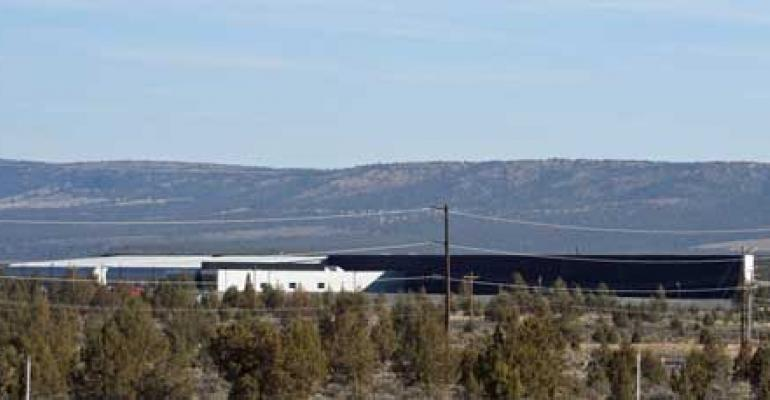 Apple Quietly Builds Its Prineville Data Center