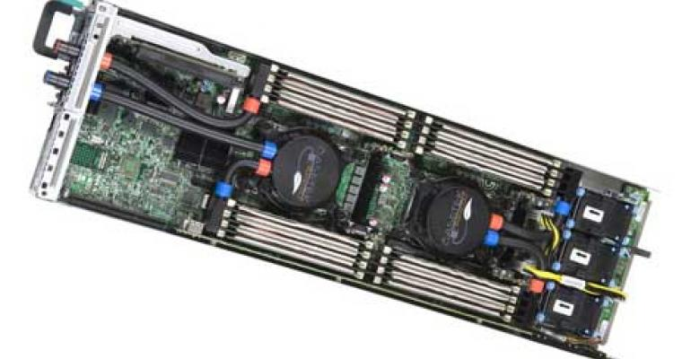 Research: Liquid Cooling Can Reduce Data Center Energy Use