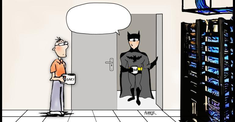 Holy Batman! It's a Friday Funny Cartoon Contest