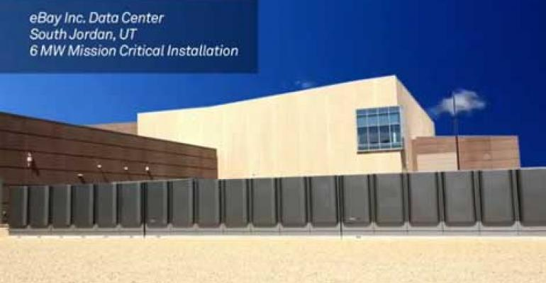 A Closer Look at eBay's Bloom-Powered Data Center