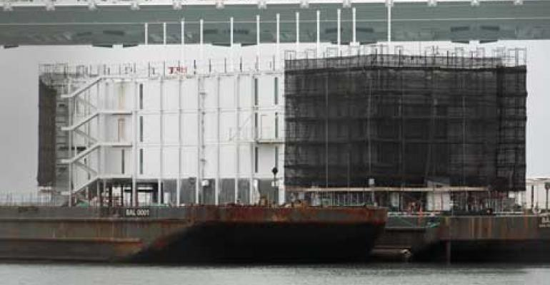 Report: Google Mystery Barge A Party Boat, Not A Data Center