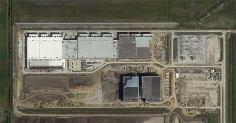 In Iowa, A Field Becomes a Billion-Dollar Google Server Farm