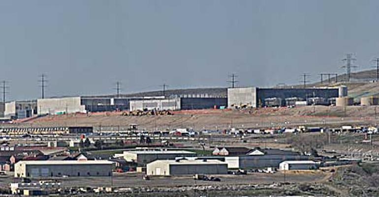 NSA Data Center Plagued by Electrical Problems