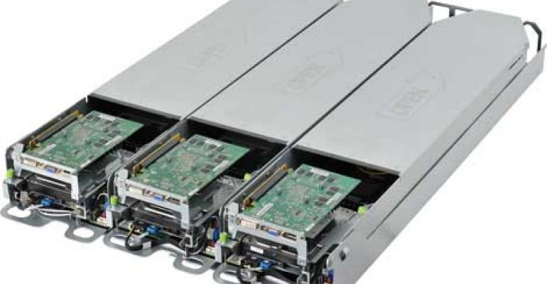 Quanta Launches Open Compute Solutions, Including Open Rack