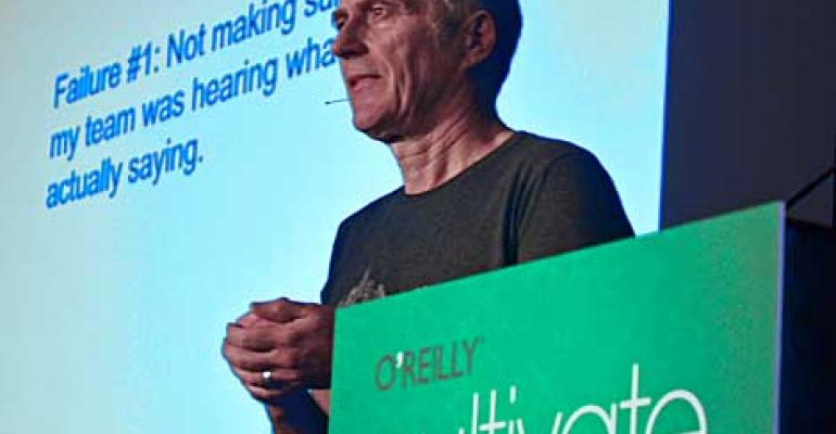 Tim O'Reilly: Learn From Your Failures and Build Something Great