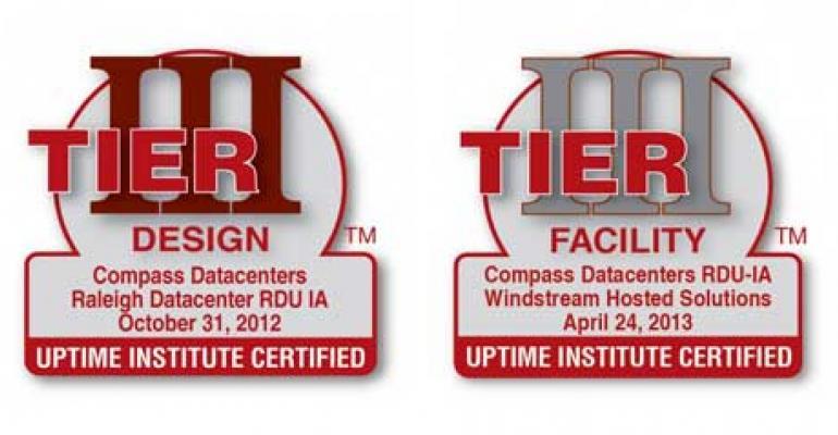 Uptime Certification Funny Business: Design vs. Construction