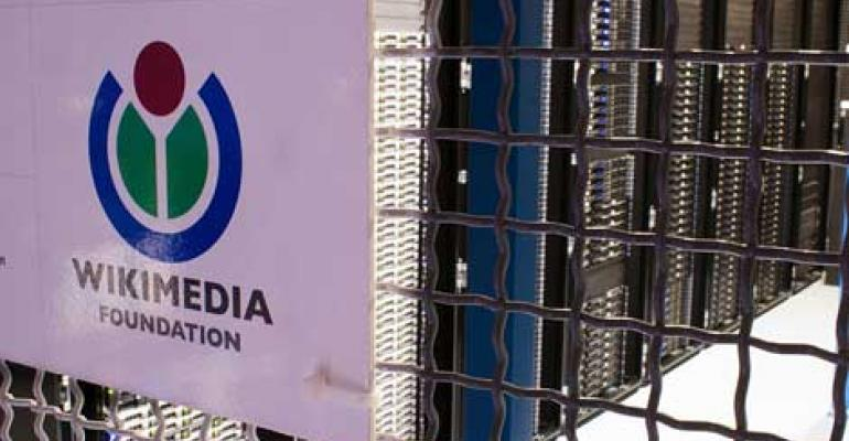 Wikipedia On The Hunt For More Data Center Space