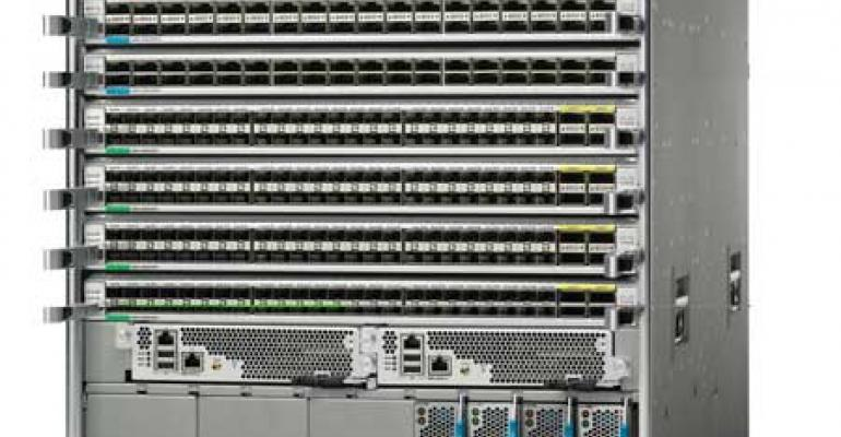 In Response to SDN, Cisco Launches Application Centric Infrastructure Vision