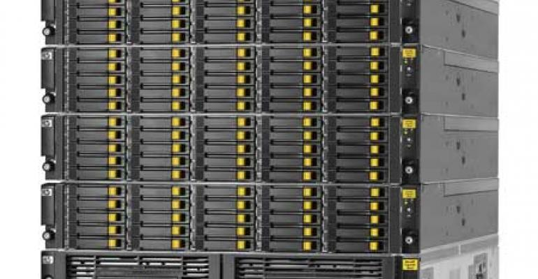 HP Rolls Out New Converged Systems and Storage