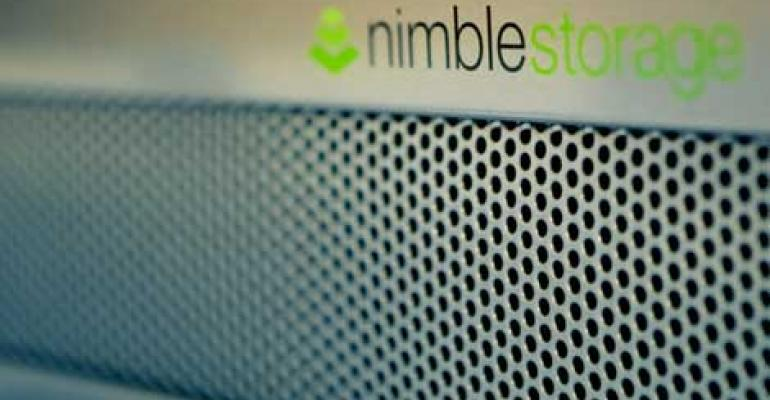 Nimble Storage Launches New Converged Infrastructure Solution