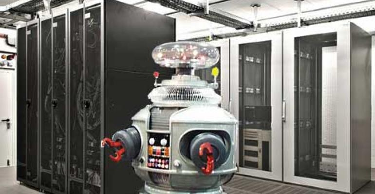 I, Data Center: An Interview with A Robotics Professional