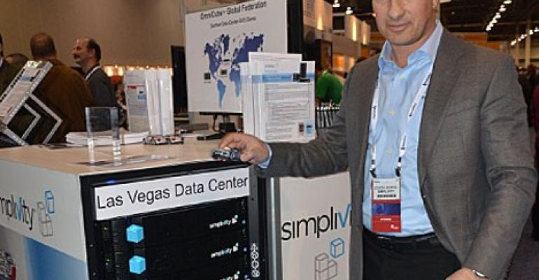 Simplivity Converged Infrastructure Adds Cisco UCS