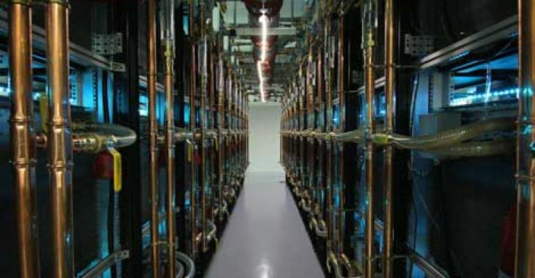 As Bitcoin Infrastructure Booms, Mining Heads to the Data Center