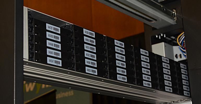 Blu-Ray in the Data Center? Facebook Creates 1 Petabyte Storage Rack