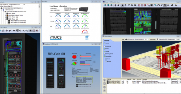 iTRACS Improves Change Management, Integration in New DCIM Release