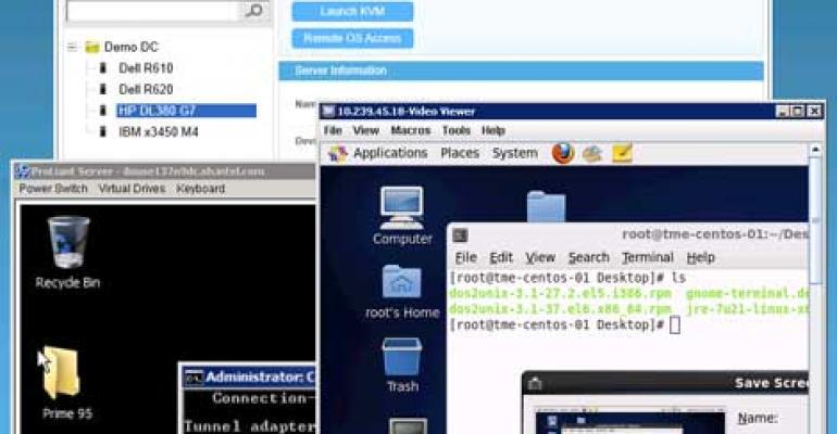 Intel Adds KVM Gateway for Data Center Manager