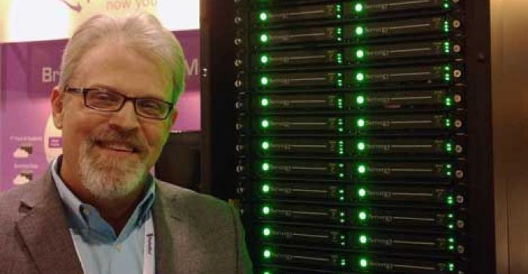 Servergy Sees a Future of Denser, Greener Servers