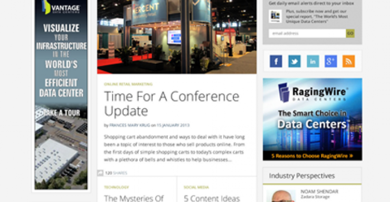Data Center Knowledge to Launch Web Site Refresh