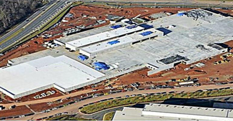 New Data Center Design Drives Efficiency Gains for Dupont Fabros