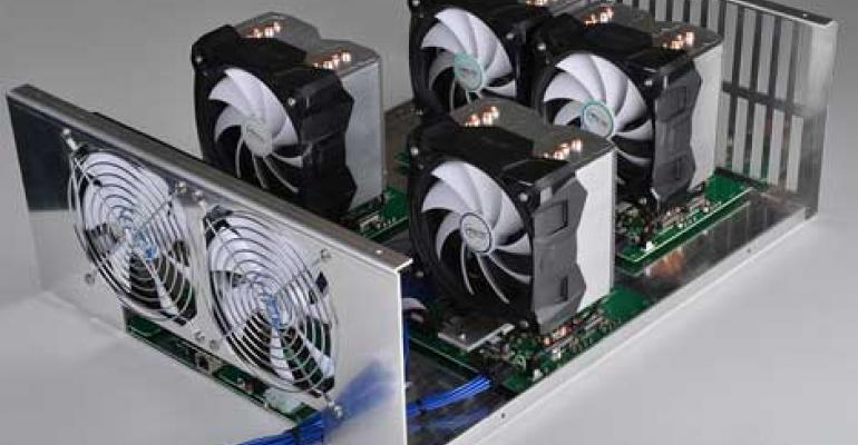 Bitcoin Miners Building 10 Megawatt Data Center in Sweden
