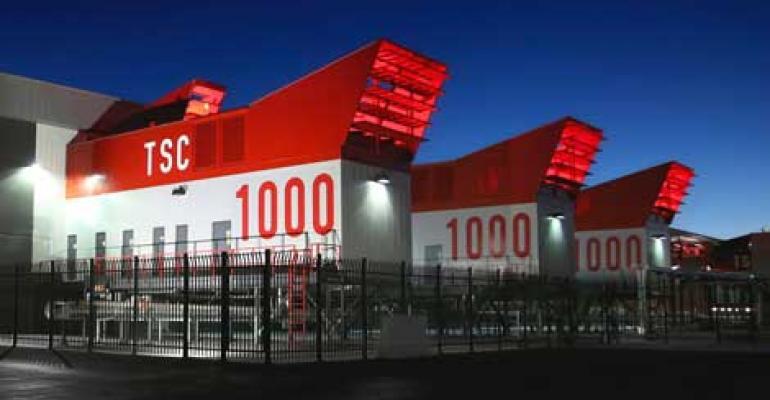 Switch Building SuperNap Mega Data Center in Thailand