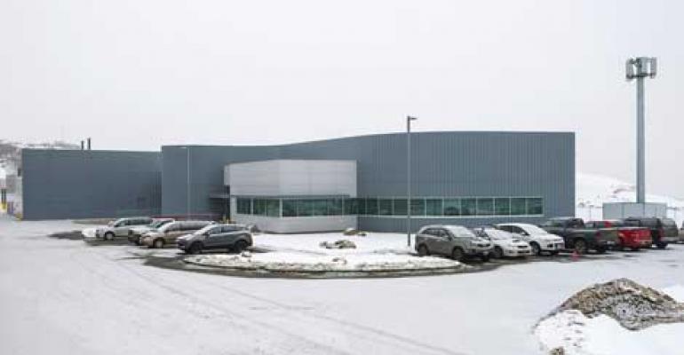 TELUS Opens Highly Efficient Data Center In British Columbia, Canada