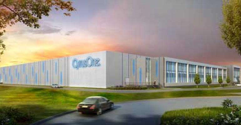 CyrusOne Breaks Ground on Houston Hub for Energy Data Crunching