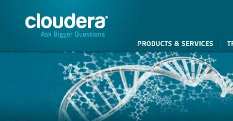 Intel Goes All-in with Cloudera, Making Large Investment