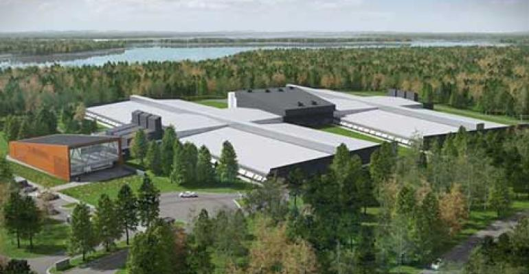 Facebook Adopts IKEA-Style Pre-Fab Design for Expansion in Sweden