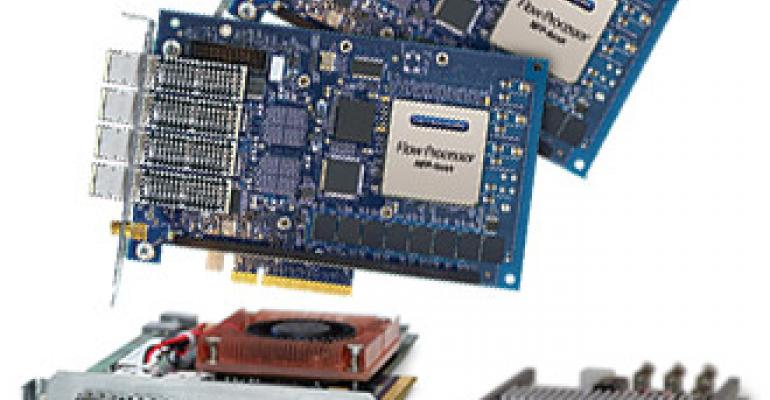 Netronome Network Cards Accelerate SDN and NFV Designs