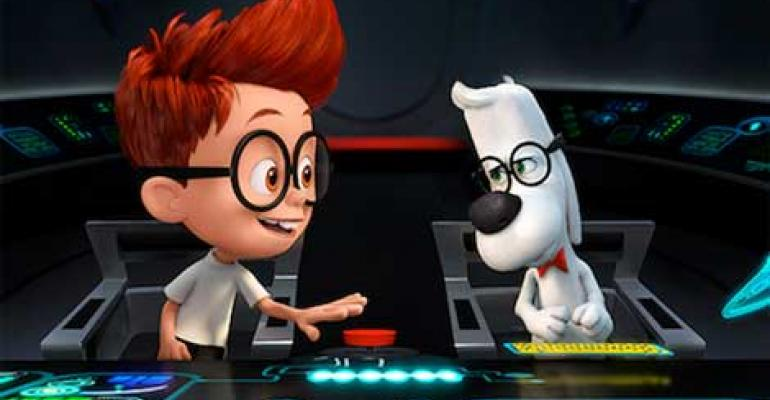 HP and DreamWorks Bring Peabody & Sherman To Life