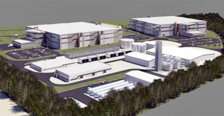 Data Center and Cogen Plant Project's Developer Weighing Maryland as Alternative to Delaware