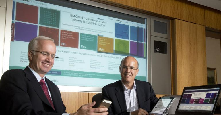 IBM Launches Cloud Marketplace