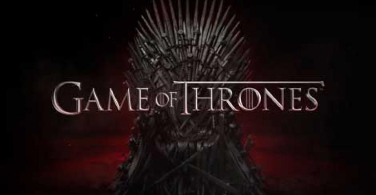 HBO Streaming Service Crashes During 'Games of Thrones' Premiere