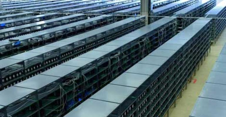 High Density, Low Budget: Massive Bitcoin Mines Spring Up in Warehouses